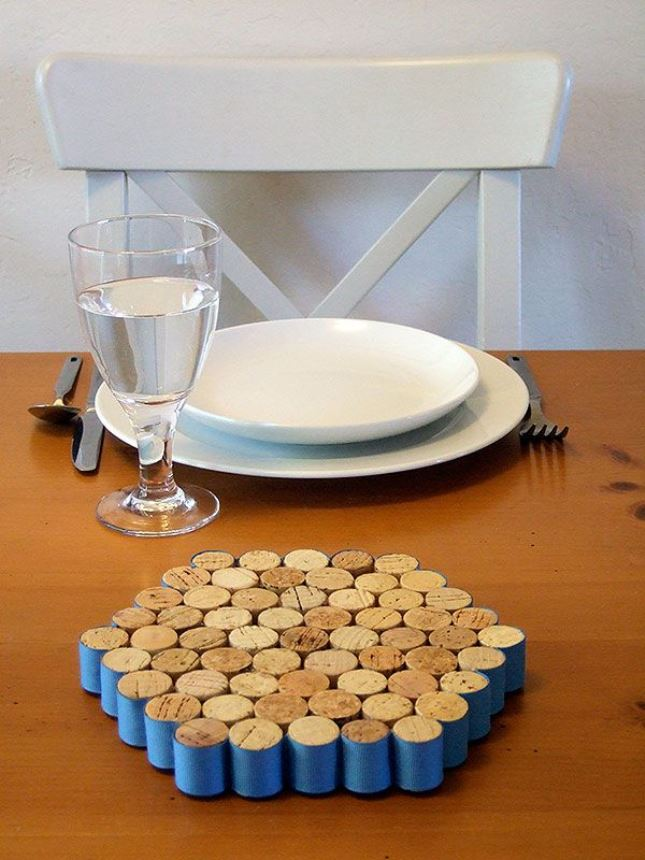 27 Insanely Beautiful Homemade Wine  Cork Projects Exuding Coziness and Warmth homesthetics decor (19)