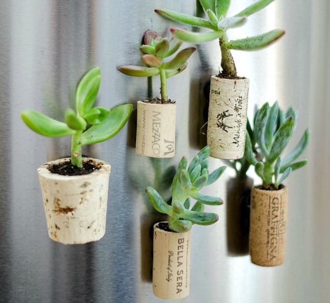 27 Insanely Beautiful Homemade Wine  Cork Projects Exuding Coziness and Warmth homesthetics decor (29)