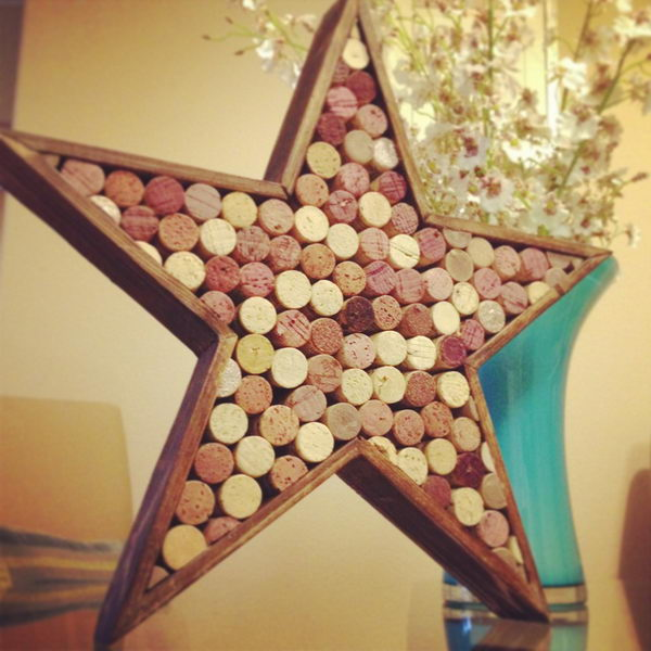 27 Insanely Beautiful Homemade Wine Cork Projects Exuding Coziness and Warmth homesthetics decor (5)