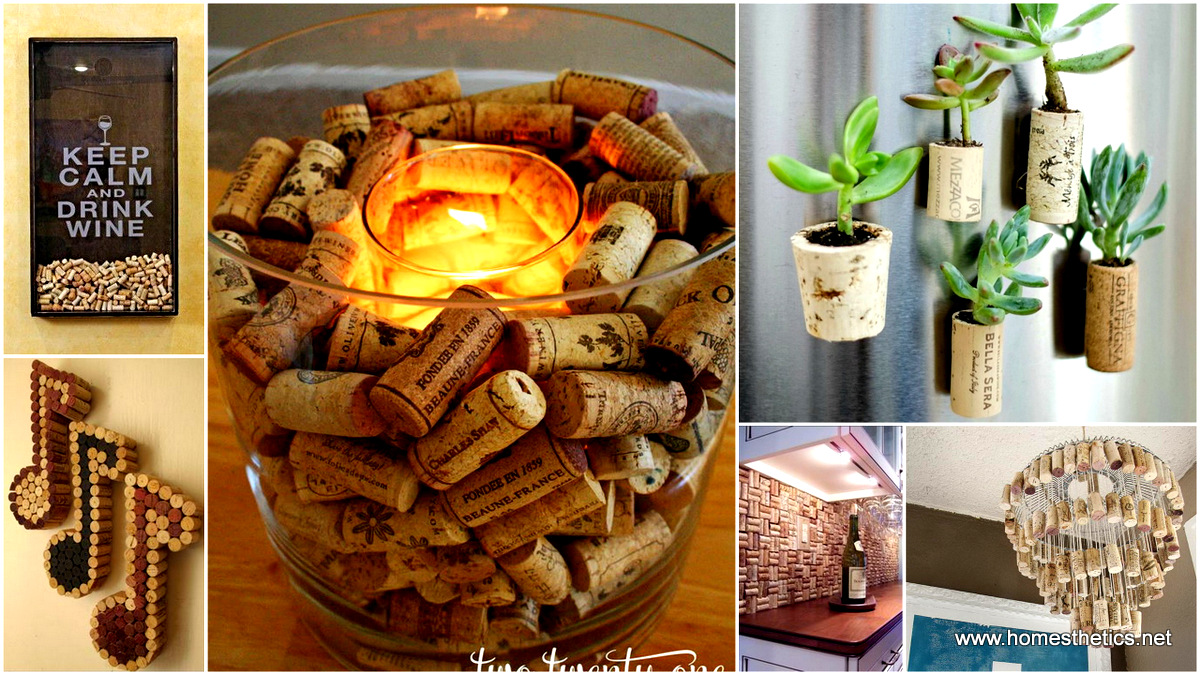 27 Insanely Beautiful Homemade Wine Bottle Cork