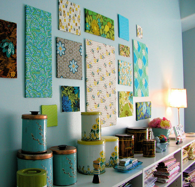30 Outrageously Beautiful DIY Wall Art Projects That Will Enhance Your Decor homesthetics decor (8)