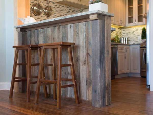 30 of the most extraordinary beautiful kitchen diy pallet - Bar selber bauen ...