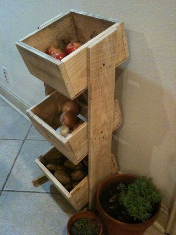 #8 VEGETABLE STORAGE OPTIONS