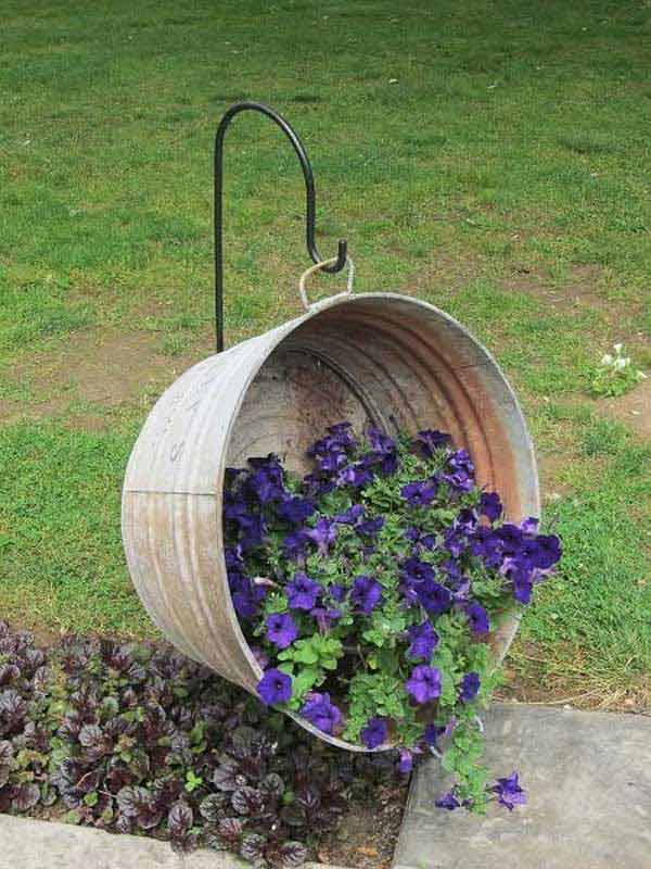 34 Easy and Cheap DIY Art Projects to Beautify Your Backyard Lanscape homesthetics decor (1)