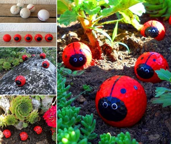 34 Easy and Cheap DIY Art Projects to Beautify Your Backyard Lanscape homesthetics decor (17)