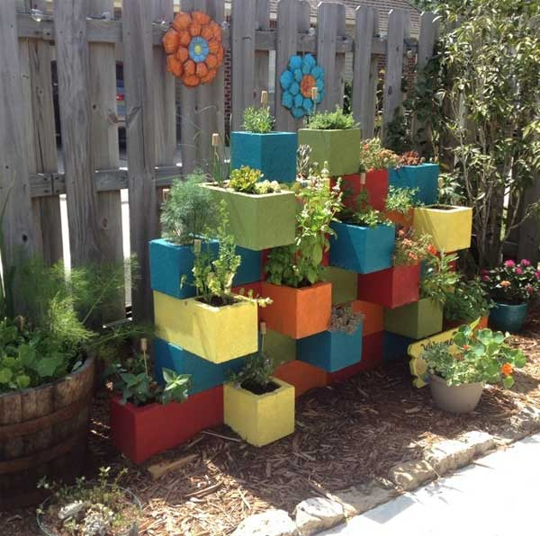 34 Easy and Cheap DIY Art Projects to Beautify Your Backyard Lanscape homesthetics decor (32)