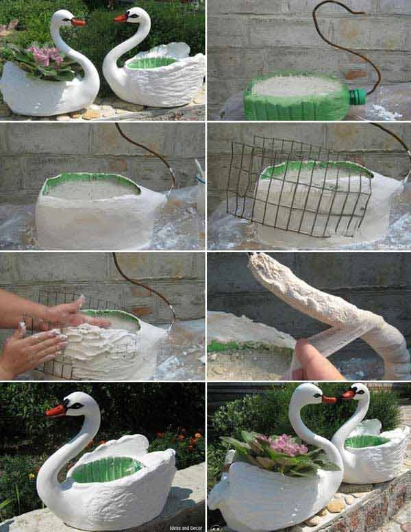 34 Easy and Cheap DIY Art Projects to Beautify Your Backyard Lanscape homesthetics decor (33)