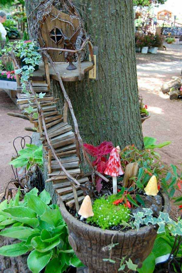 34 Easy and Cheap DIY Art Projects to Beautify Your Backyard Lanscape homesthetics decor (6)
