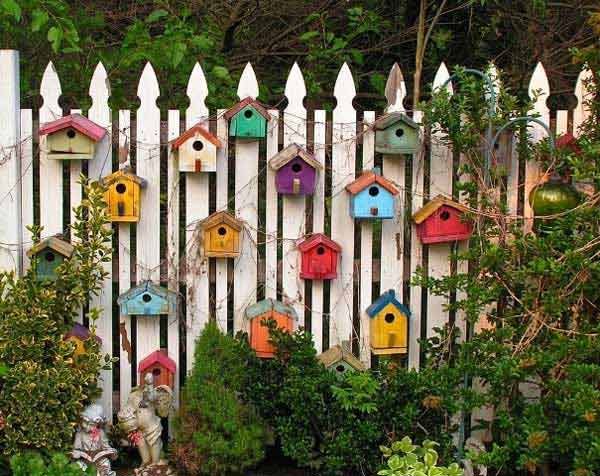 34 Easy and Cheap DIY Art Projects to Beautify Your Backyard Lanscape homesthetics decor (8)