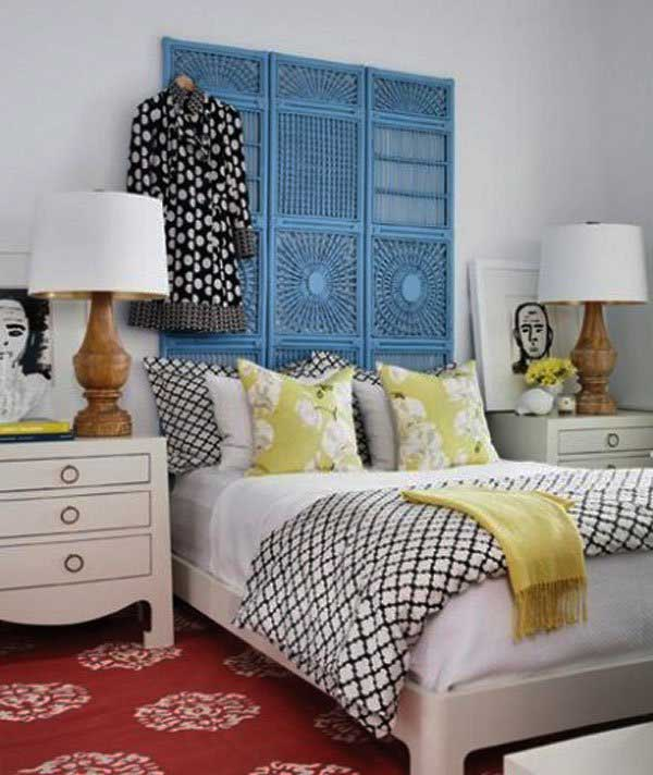 36 Simply Awesome Headboard Ideas Enhancing the Bed of Your Dreams homesthetics decor (18)