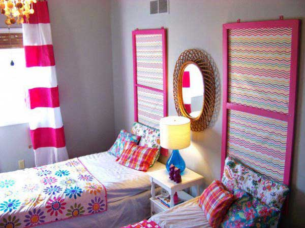 36 Simply Awesome Headboard Ideas Enhancing the Bed of Your Dreams homesthetics decor (2)