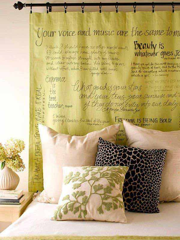 36 Simply Awesome Headboard Ideas Enhancing the Bed of Your Dreams homesthetics decor (23)