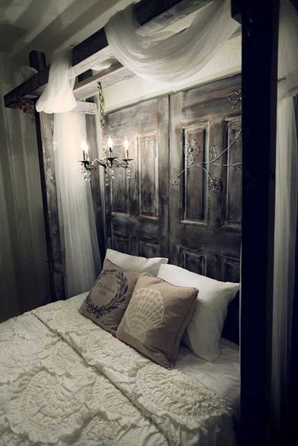 36 Simply Awesome Headboard Ideas Enhancing the Bed of Your Dreams homesthetics decor (27)