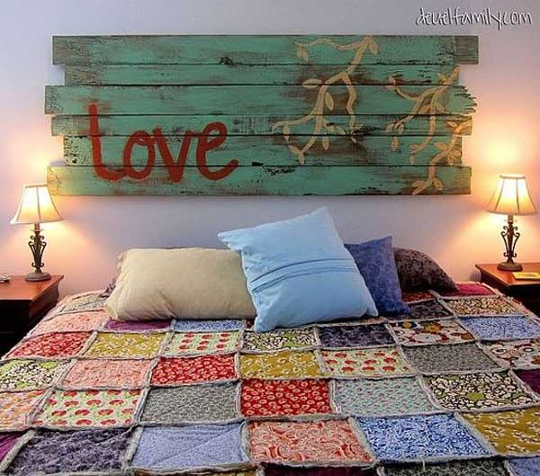 36 Simply Awesome Headboard Ideas Enhancing the Bed of Your Dreams homesthetics decor (30)