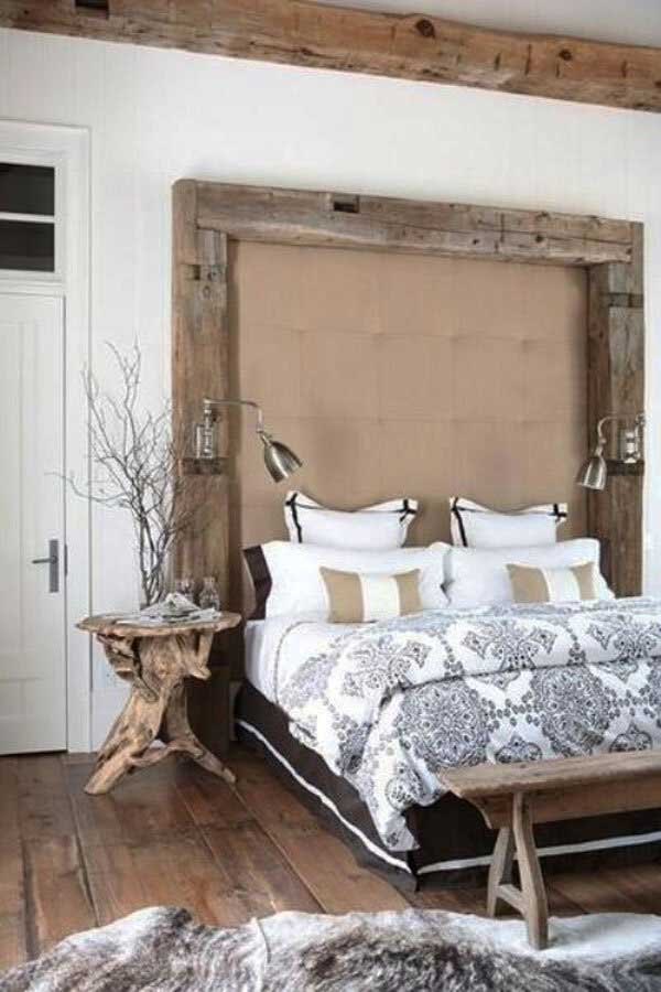 36 Simply Awesome Headboard Ideas Enhancing the Bed of Your Dreams homesthetics decor (7)