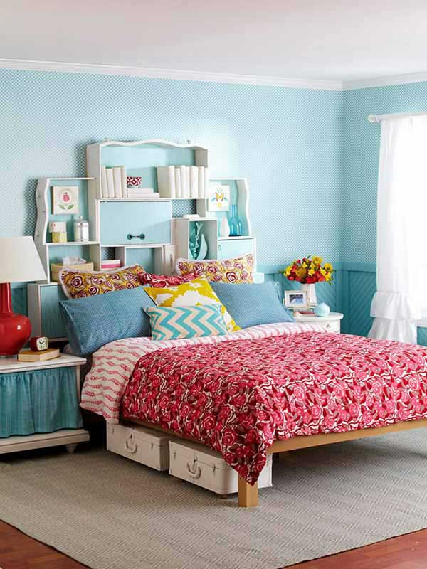 36 Simply Awesome Headboard Ideas Enhancing the Bed of Your Dreams homesthetics decor (9)