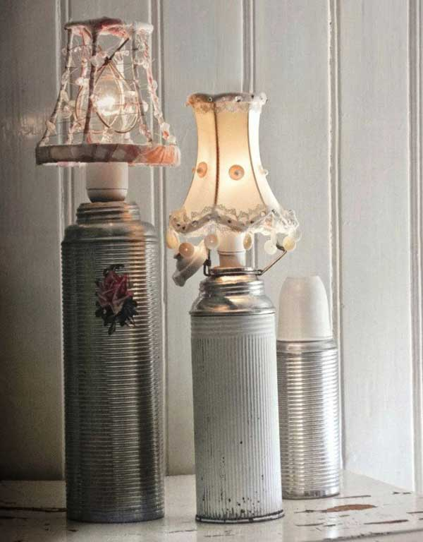 38 Ingeniously Clever Ways To Repurpose Old Kitchen Items homesthetics decor (31)