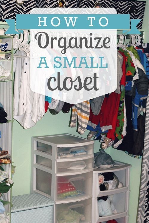 20 DIY Closet Solutions To Keep You Organized This Spring