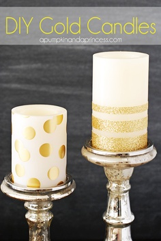 40+ Extremely Glamorous Gold Home Decor Projects That You`ll Love homesthetics decor (8)