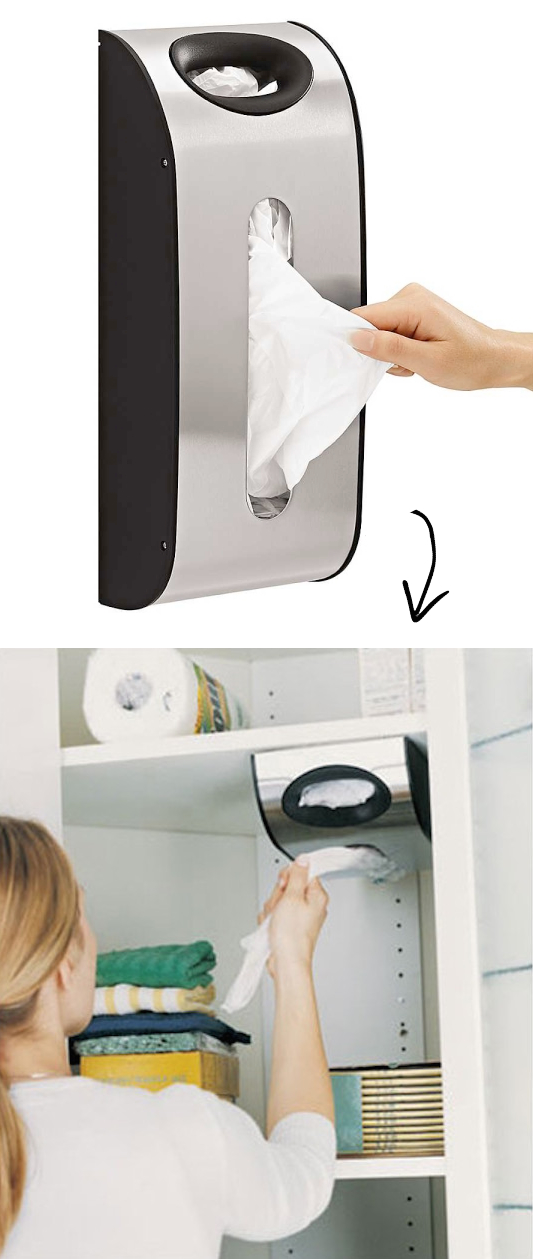 50+ Outrageously Smart Storage Inventions That Will Simplify Your Life homesthetics decor (16)