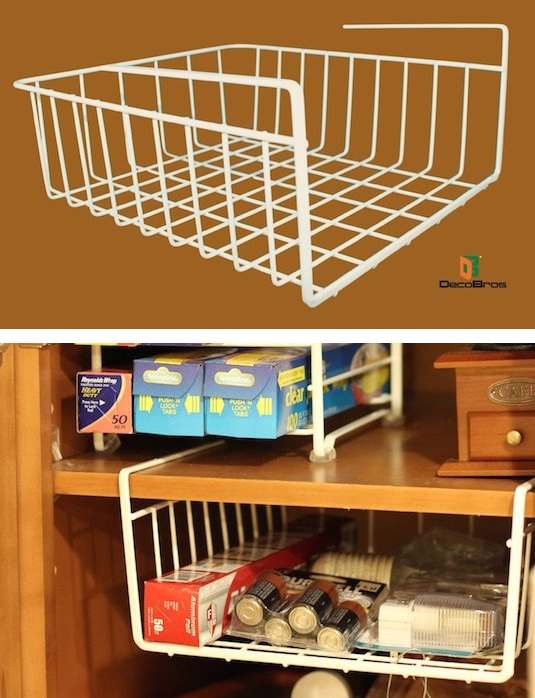50+ Outrageously Smart Storage Inventions That Will Simplify Your Life homesthetics decor (19)