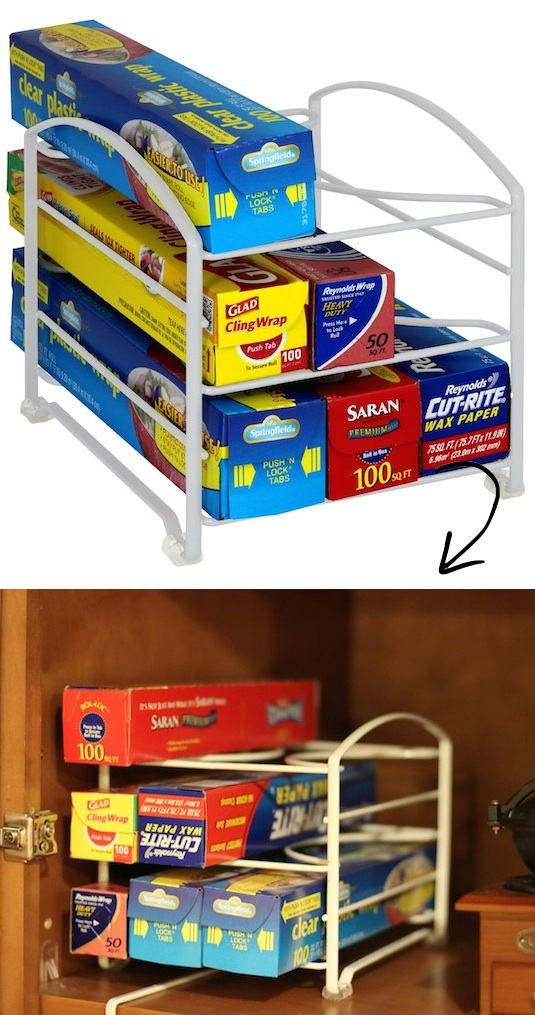 50+ Outrageously Smart Storage Inventions That Will Simplify Your Life homesthetics decor (33)