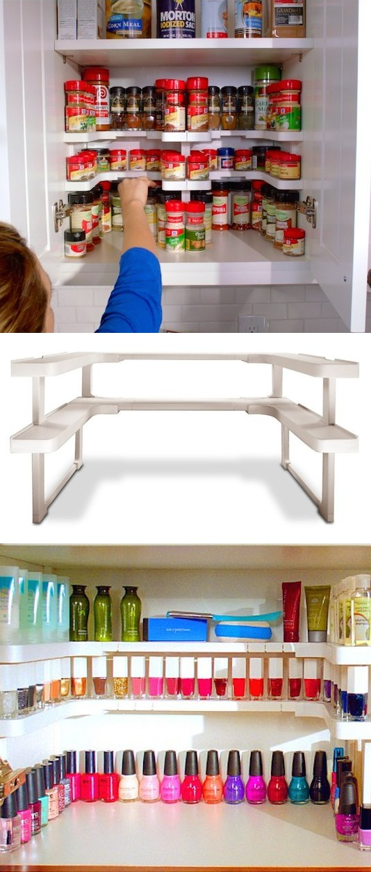 50+ Outrageously Smart Storage Inventions That Will Simplify Your Life homesthetics decor (36)