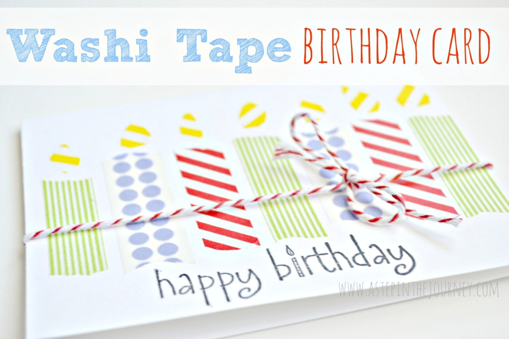 Creative  Washi Tape Projects For A Fun Spring_homesthetics (2)