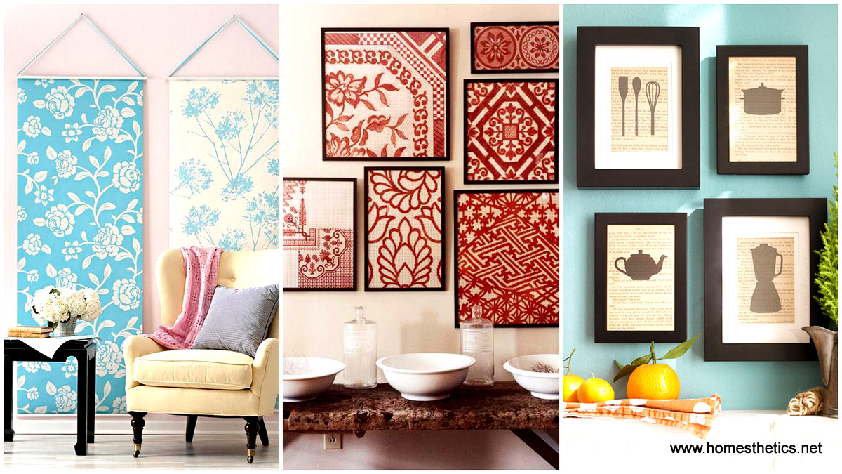 DECORATING LARGE WALLS – 10 BLANK WALL SOLUTIONS1