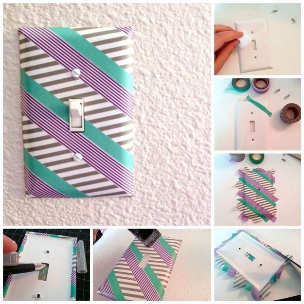 washi tape ideas 37 diy washi decorating projects you will 12622