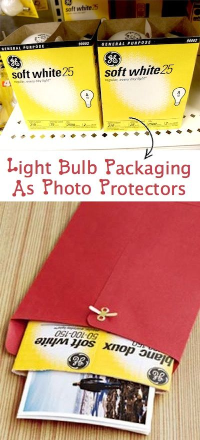 10. SEND PERFECT PAPER AND PHOTOS WITH CARDBOARD
