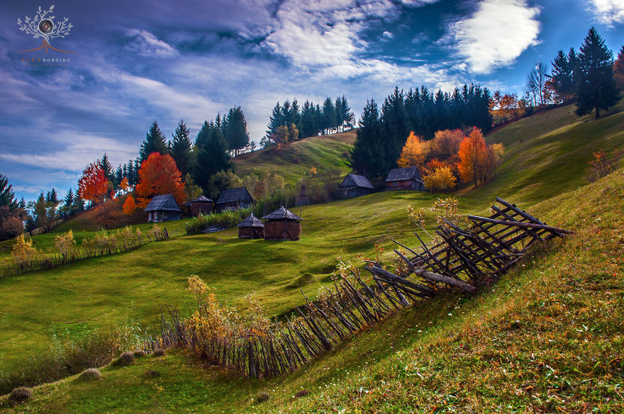Legendary Fairy Tale Landscape Photography in Transylvania Romania by Alex Robciuc homesthetics (1)