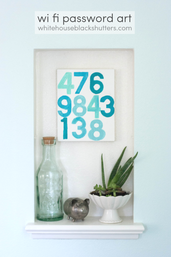 Redecorate Your Walls With Style-Creative DIY Wall Art -homesthetics.net (3)