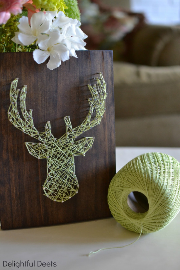 Redecorate Your Walls With Style-Creative DIY Wall Art -homesthetics.net (4)