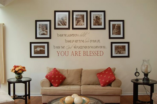 Wall Art Quotes Homesthetics 1