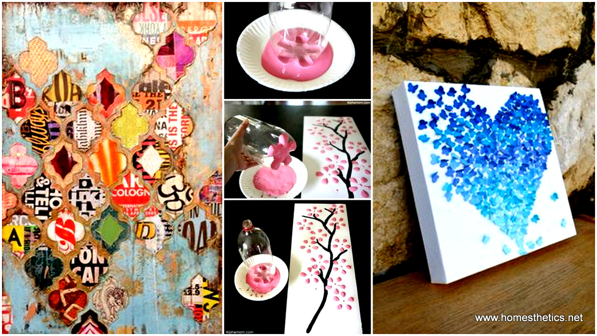 23 Simply Brilliant Diy Paper Wall Art Projects That Will Transform