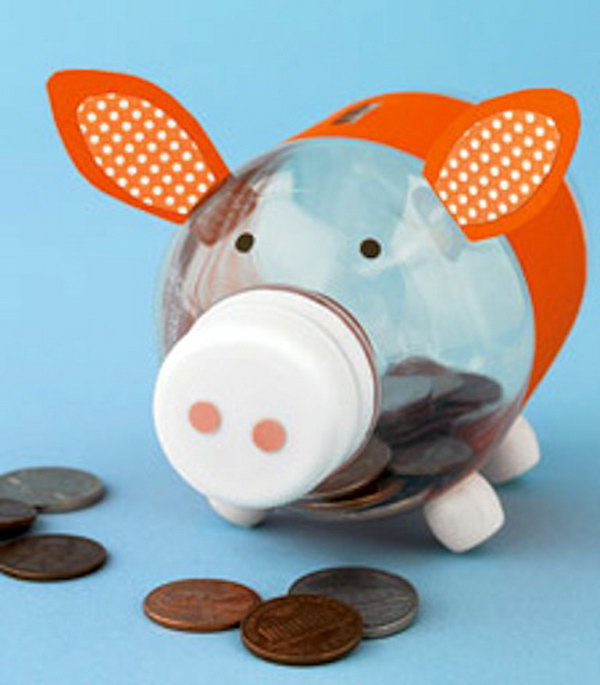 15 insanely creative piggy banks crafts for your kids to have fun 15 insanely creative piggy banks for your kids to have fun with while saving money homesthetics sciox Image collections