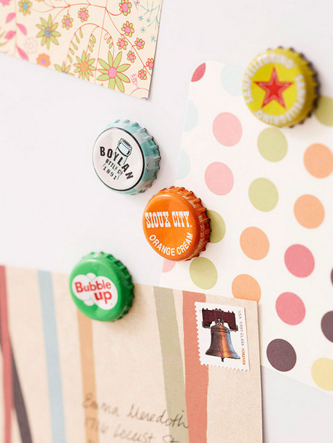20 Ingenious Bottle Cap Crafts That Will Surprise You With a Smile homesthetics decor (11)