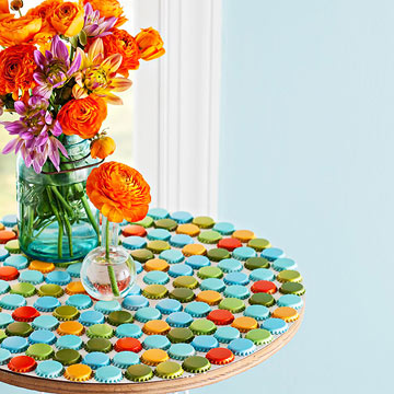 20 Ingenious Bottle Cap Crafts That Will Surprise You With a Smile homesthetics decor (15)