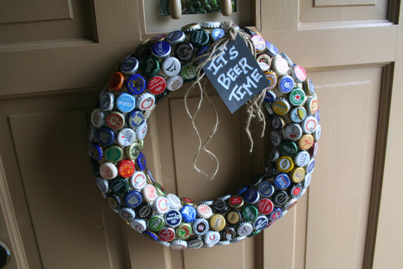 20 Ingenious Bottle Cap Crafts That Will Surprise You With a Smile homesthetics decor (19)