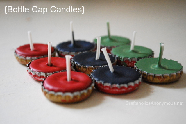 20 Ingenious Bottle Cap Crafts That Will Surprise You With a Smile homesthetics decor (4)