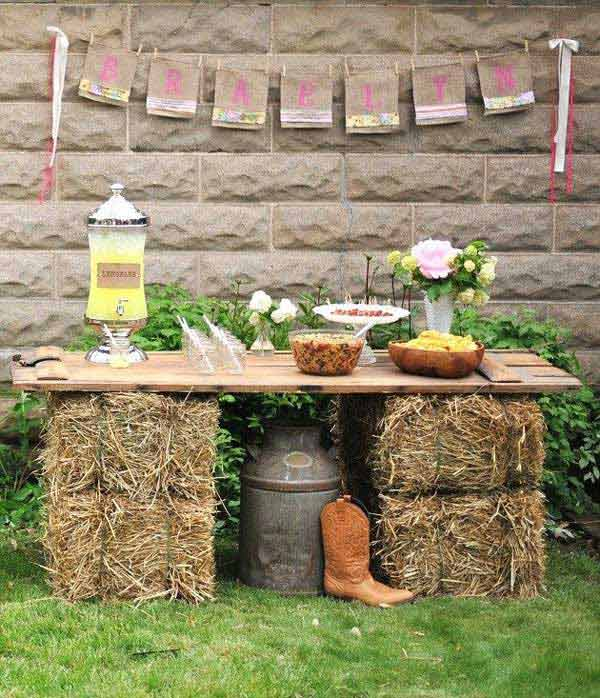 20 Simply Charming and Smart Unique Outdoor Wedding Bar Ideas Worth Trying homesthetics decor (17)