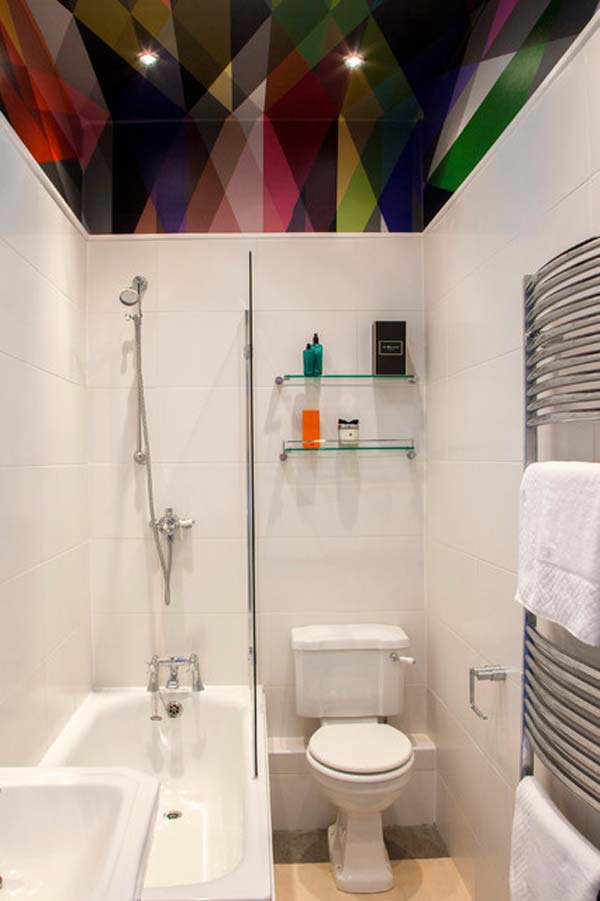 22 extraordinary creative tips and tricks that will - Small bathroom remodel with tub ...