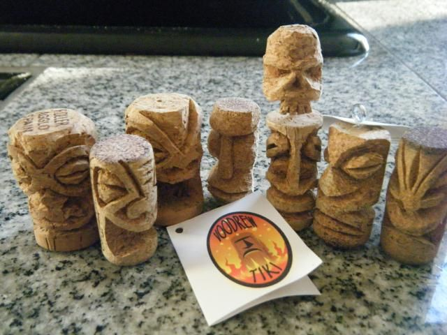 2. TIKI MINI SCULPTURES