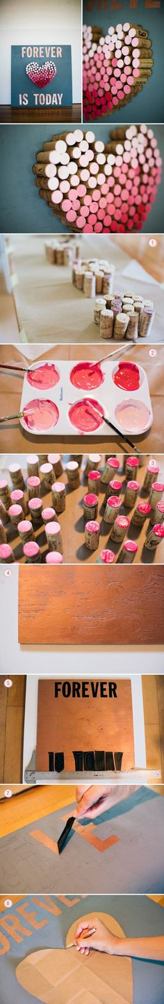 22 Truly Creative DIY Wine Cork Projects That You Will Simply Adore homesthetics decor (3)