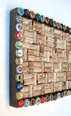 5. WINE CORK BOARD