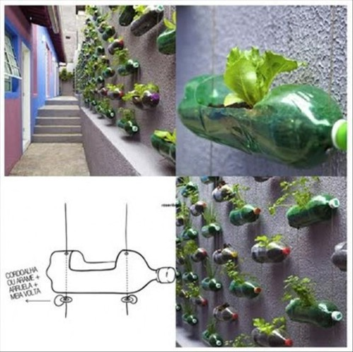 24 Extremely Creative Ways to Re-purpose Plastic Bottles Beautifully [Tutorials Included] homesthetics decor (12)