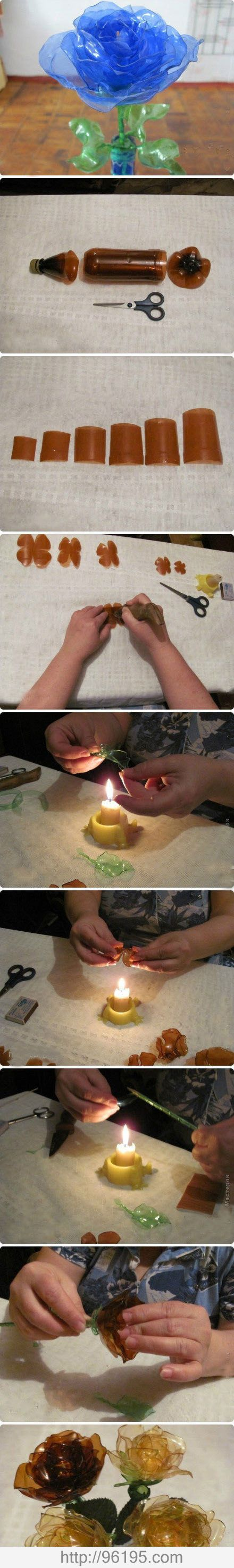 24 Extremely Creative Ways to Re-purpose Plastic Bottles Beautifully [Tutorials Included] homesthetics decor (23)