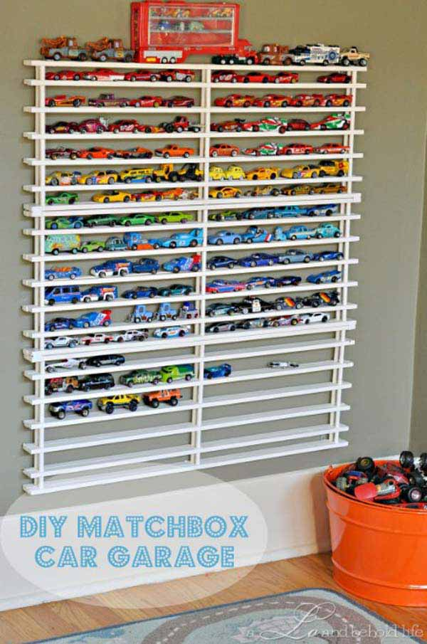 28 Smart Tips Tricks and Hacks to Organize Your Child's Room Beautifully homesthetics decor (10)