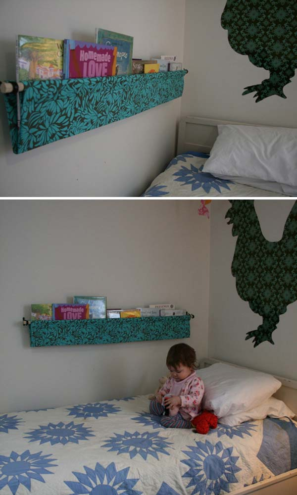28 Smart Tips Tricks and Hacks to Organize Your Child's Room Beautifully homesthetics decor (23)